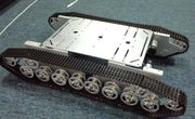 T800 4WD Metal Wall-E Tank Track Caterpillar Chassis aluminium alloy SN6000