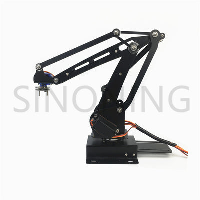 4dof Mechanical Robot Arm Abb Industry Manipulator Stand with Full Digital Servo SNAM2200
