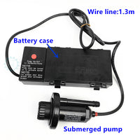 5v6v Micro DC Submersible Pump Battery Box Submersible Pump Silent
