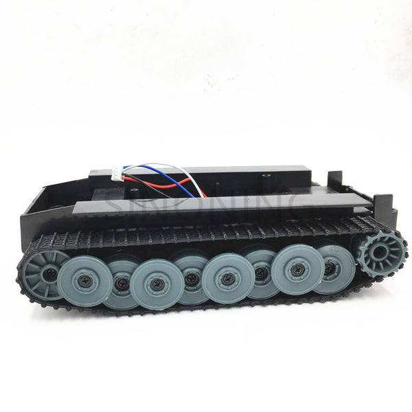 Economy 2wd German Tiger Tank Robot Chassis 1 32 Arduino
