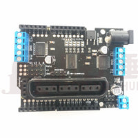 Arduino Motor Servo Shield  Driver Board  PS2 Handle Wireless Remote Control mearm