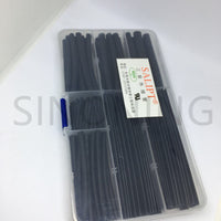 Heat Shrink Tubing Set Combination Casing Flame Retardant Insulated Household Wire Black