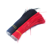 10pcs Tin-Plated Breadboard Jumper Cable Wire 200mm For Arduino Flexible Two Ends PVC Wire Electronic