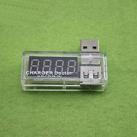 USB Power Amp Meter Tester Charging Monitor Voltage Current Multimeter MA