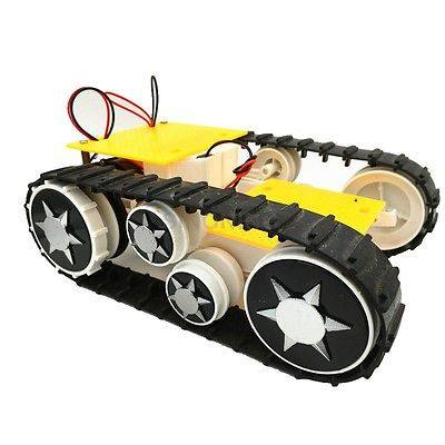deformation tank robot crawler Caterpillar vehicle Platform for Arduino