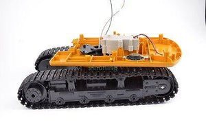 Robot Tank excavator Chassis crawler digger rugged strong 580 degree turning SN1000