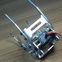 Metal Aluminum alloy Manipulator Robot Gripper Claw Tower Pro MG946r for arduino