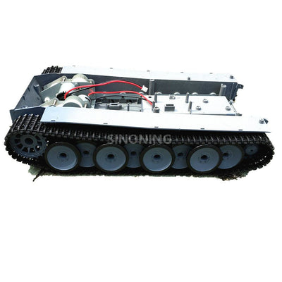 Supper big Robot Tank Chassis Crawler platform henglong 3818 large suspension SN2000