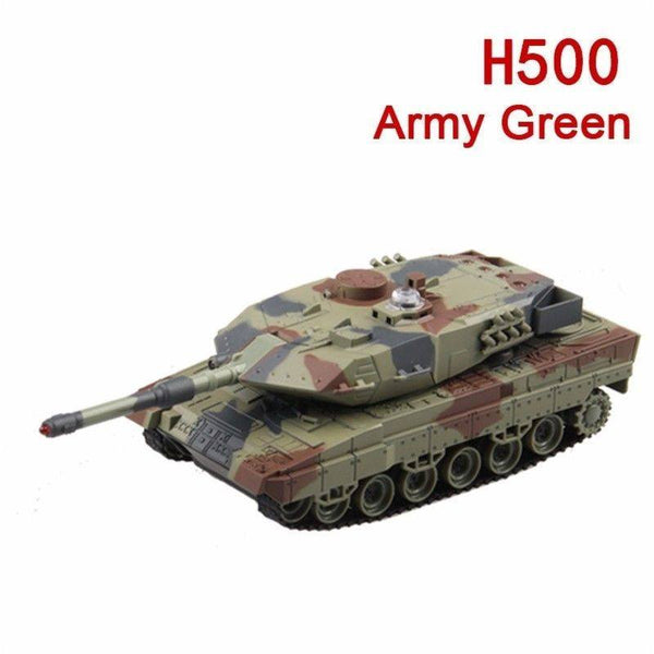 Remote Control Toys Battle RC Tank Control via Mobile Phone Bluetooth  RC Toy