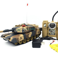 RC Fighting Battle Tanks Remote Control Battling Tank Toys laser Recharge HUANQI