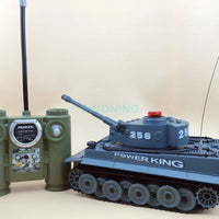 RC infrared Fighting Battle Tank Germany Remote Control Battling laser  HUANQI