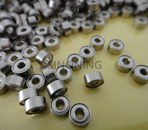 Bearing diameter 2mm hole model bearing DIY bearing 2.5mm thickness