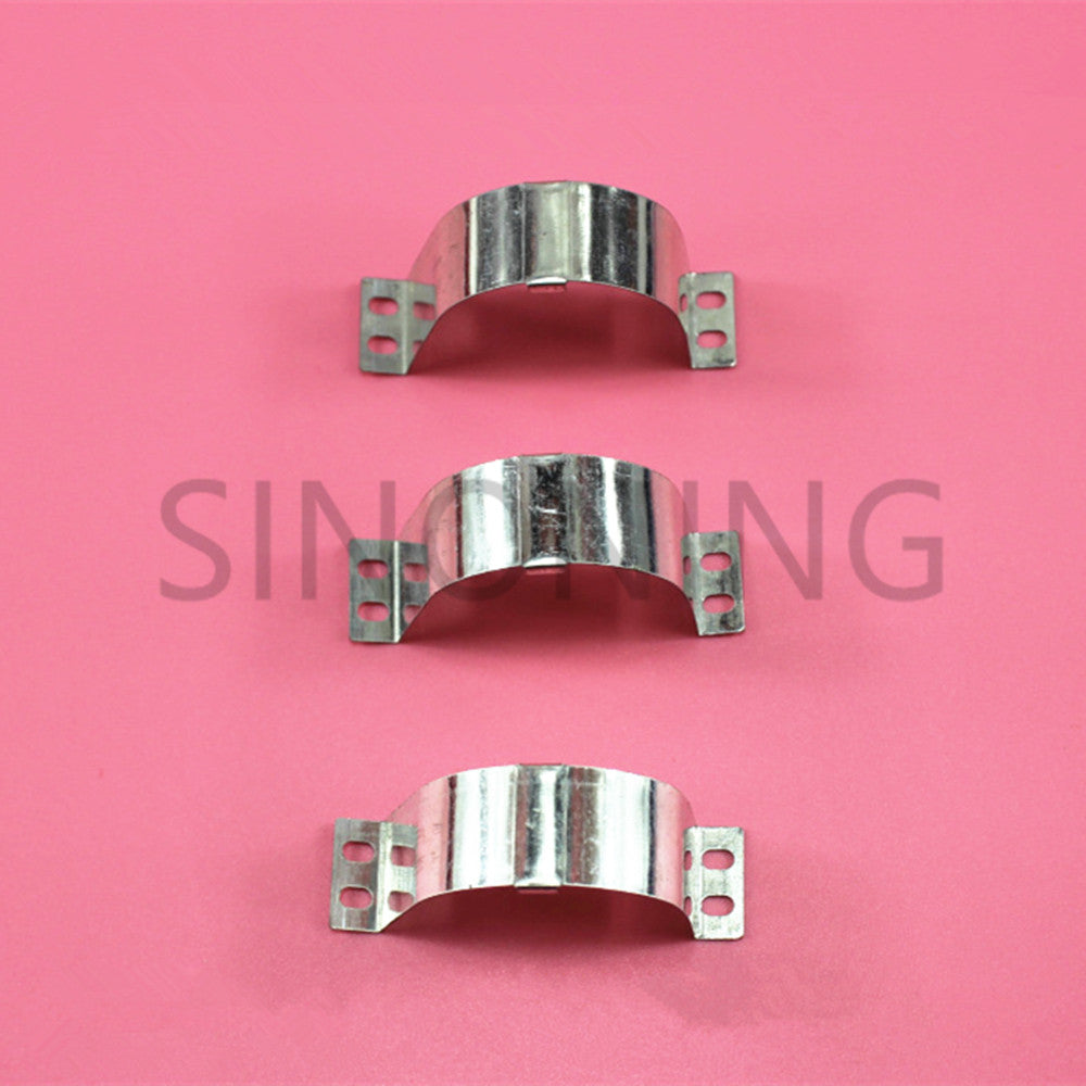 Iron 300 motor mount motor mount miniature technology small production model material 300 motor clip