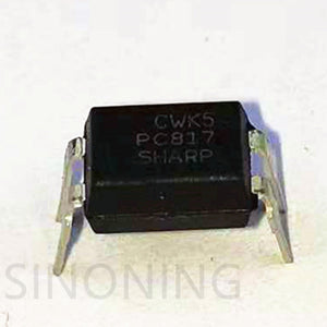 20pcs PC817 Single In-Line Optocoupler DIP-4 Optocoupler