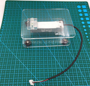 electronic Scale Frame acrylic 10kg tray support resistance strain pressure sensor for hx711 arduino