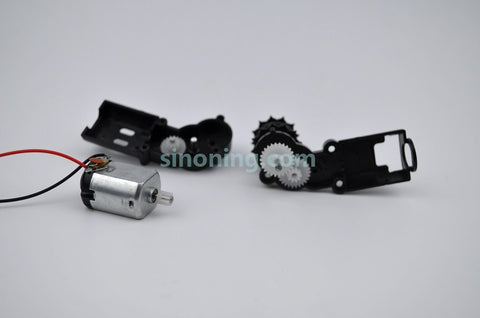 SN800 Tank chassis gear motor