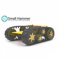 deformation tank robot crawler Caterpillar vehicle Platform for Arduino SN1900