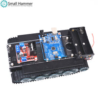 2.4G 12 channel high power 12V tank grab excavator robot remote control & receiver board