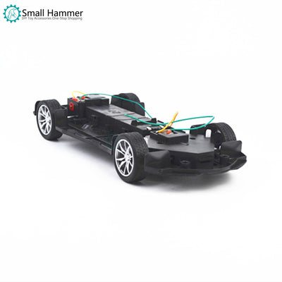 2019 NEW RC sports car Chassis racing drift Smart Robot toy car kit chassis steering car