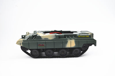 Light Damping balance Tank Robot Chassis Platform DIY suspension tank SN3900 with cover