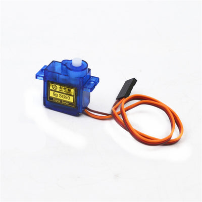 SG90 9g Mini Micro Servo for RC 250 450 Helicopter Airplane Car robot
