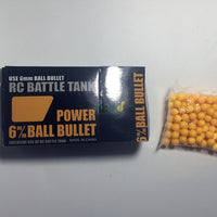 3818 Heng Long 1/16 RC Tank 3818-077 6mm BB Ball Bullet Softair for 1/16, 1/24