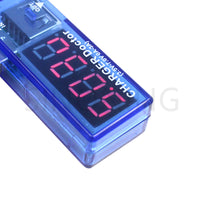 Brand New USB Charger Voltage Meter Mobile Power Detector Battery Tester Voltage Current Meter