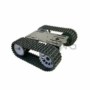 Smart Tank Chassis Tracked Platform with Dual DC Motor for DIY Arduino SN6300