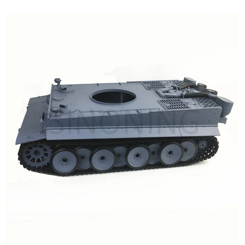 heng long Tank Germany 3818-1 Super chassis with cover shock absorber track DIY crawler Car