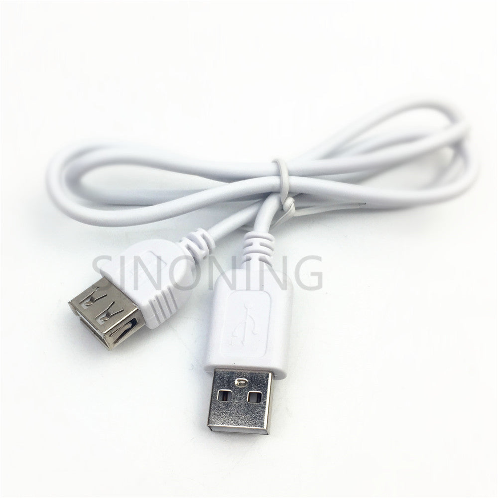 0.6m USB male connector  to female extension cord USB extension cord
