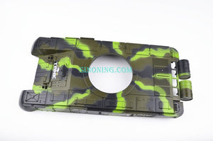 SN100 SN200 Robot Tank Chassis cover cap DIY green or yellow
