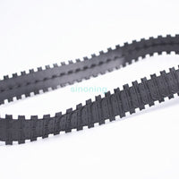 Rubber tank track for SN100 SN400 tank chassis