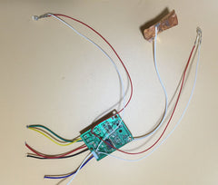 49Mhz receiver board for SN-RM10