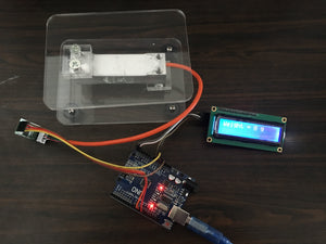 10kg arduino uno/nano hx711 electronic scale diy kit with source code