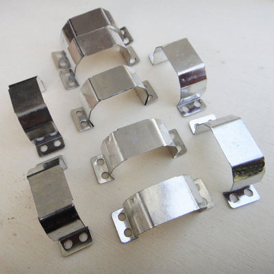 10pics 130 metal holder support frame for 130 toy motor model accessories