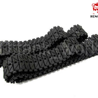 A pair Heng long Tank 3838-1 3838 tank track  M26 plastic tank track 1:16 for SN2100