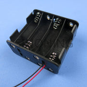 AA Battery box 8pieces AA  back to back 12V