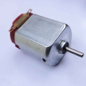 130 Micro DC Motor 3v 16500 rpm DIY car toy tank boat