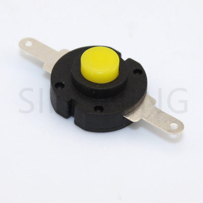 Self - locking round twist switch DIY materials circular mini switch