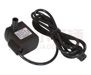 New DC12V Fountain Pump / Micro Brushless DC Pump DC-1020 Black