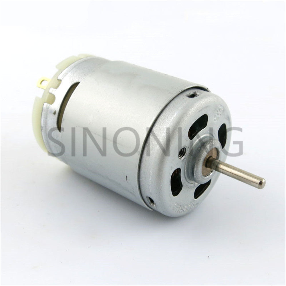 Standard Shaft 385 Motor DIY Model 6V Micro DC r385 Motor