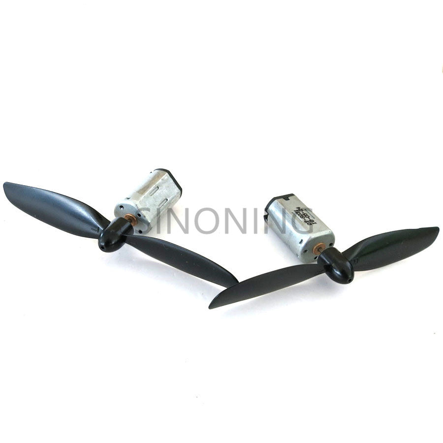 A pair N30 dual motor propeller fixed wing paddle remote control aircraft