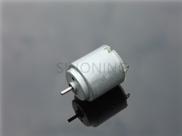 R260 strong magnetic DC motor micro diy toy motor  1-9V M17