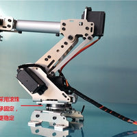 New mechanical arm 6 freedom manipulator abb industrial robot model six axis robot 2