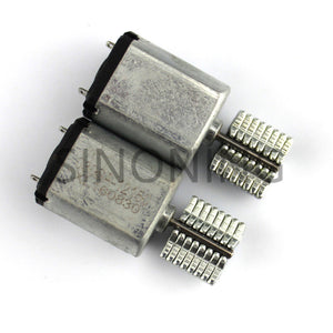 10PCS 030 Vibration Micro Head 3V 0.3A 2450rpm Small Motor
