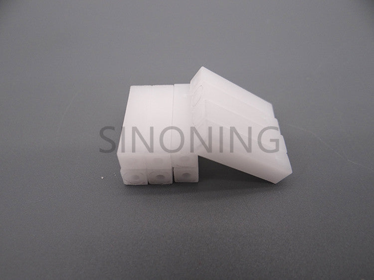 20pcs White 20/40mm Plastic Square Column DIY Model Car Body Shore Plastic Stud Tools PARTS