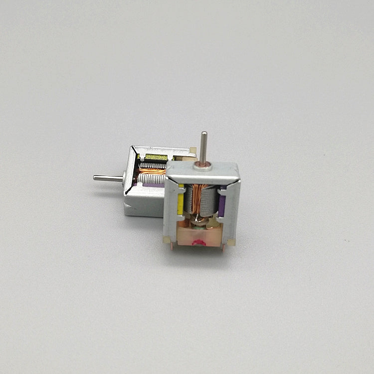 020 1.2v model DC motor miniature motor DIY bare permanent magnet