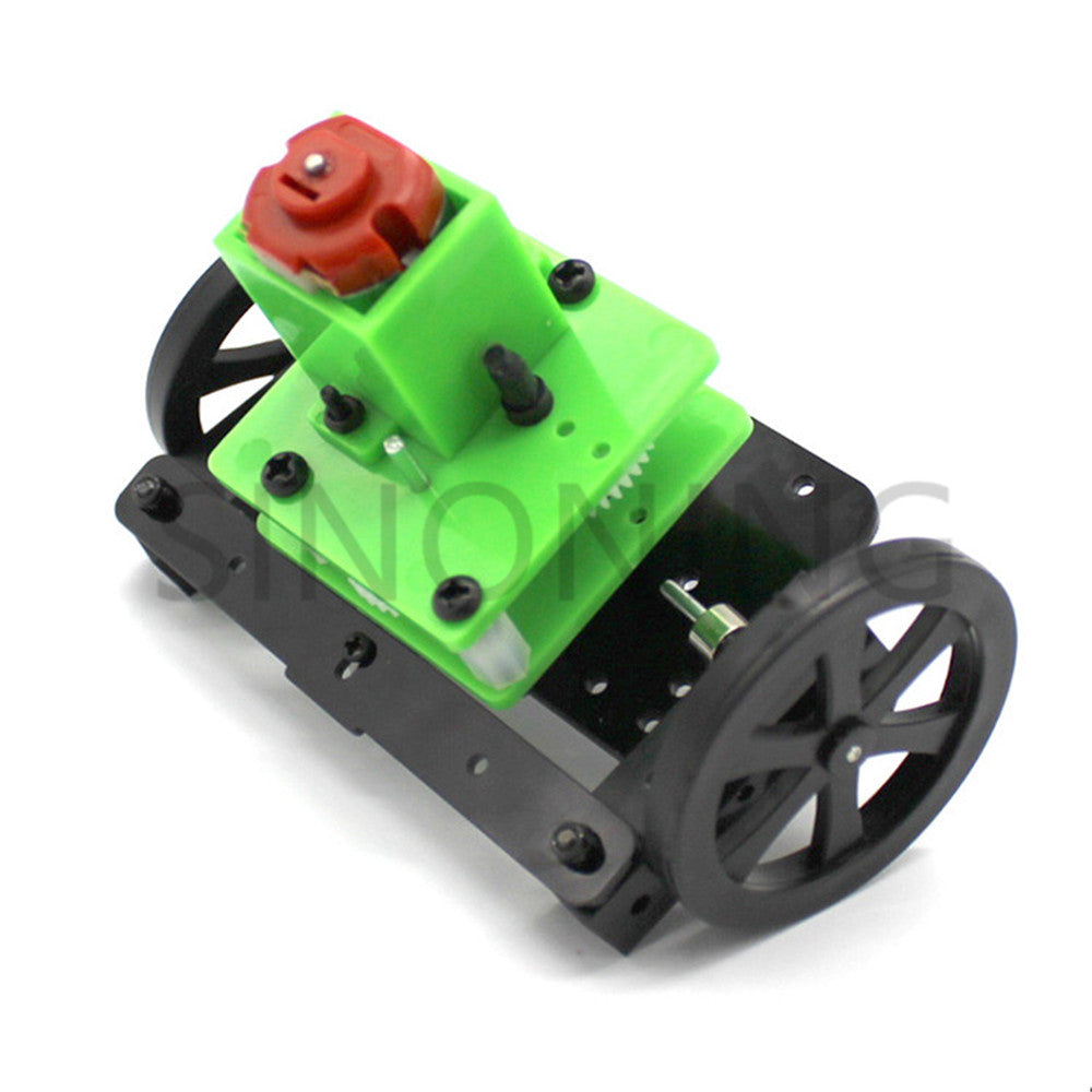 Steering front axle ZX3 hand assembled model car assembly diy remote  control car accessories