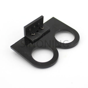 Ultrasonic Sensor Mounting Bracket Housing Electronics Manufacturing Accessories