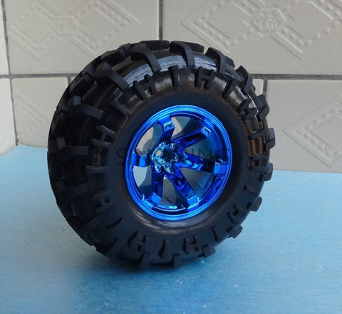 130mm diameter supper big rubber robot car wheel